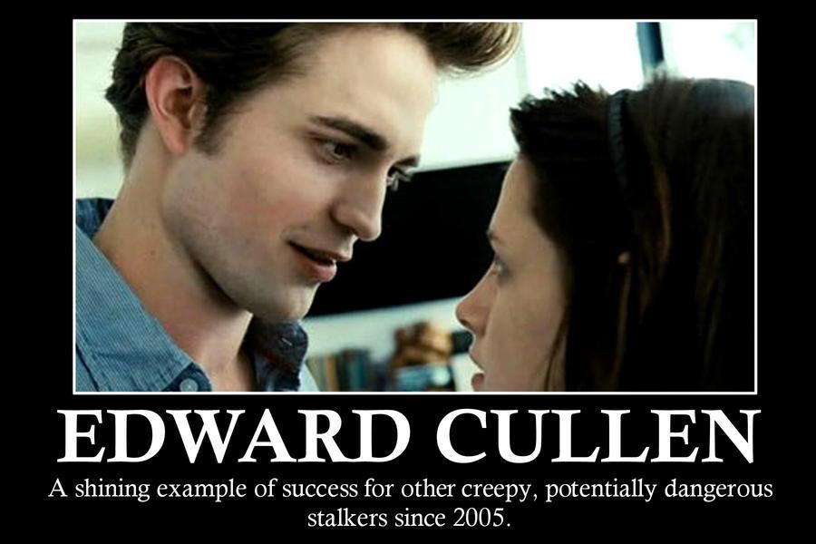 Edward Cullen Motivational 1 by raefalcon