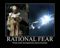 Rational Fear : SPN Motivation by raefalcon