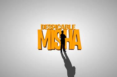 Despicable Misha by raefalcon