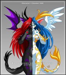 dragon tg by dragon-lynch
