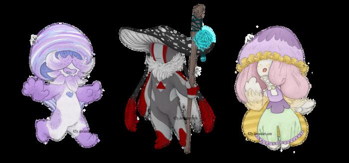 Mushymoths