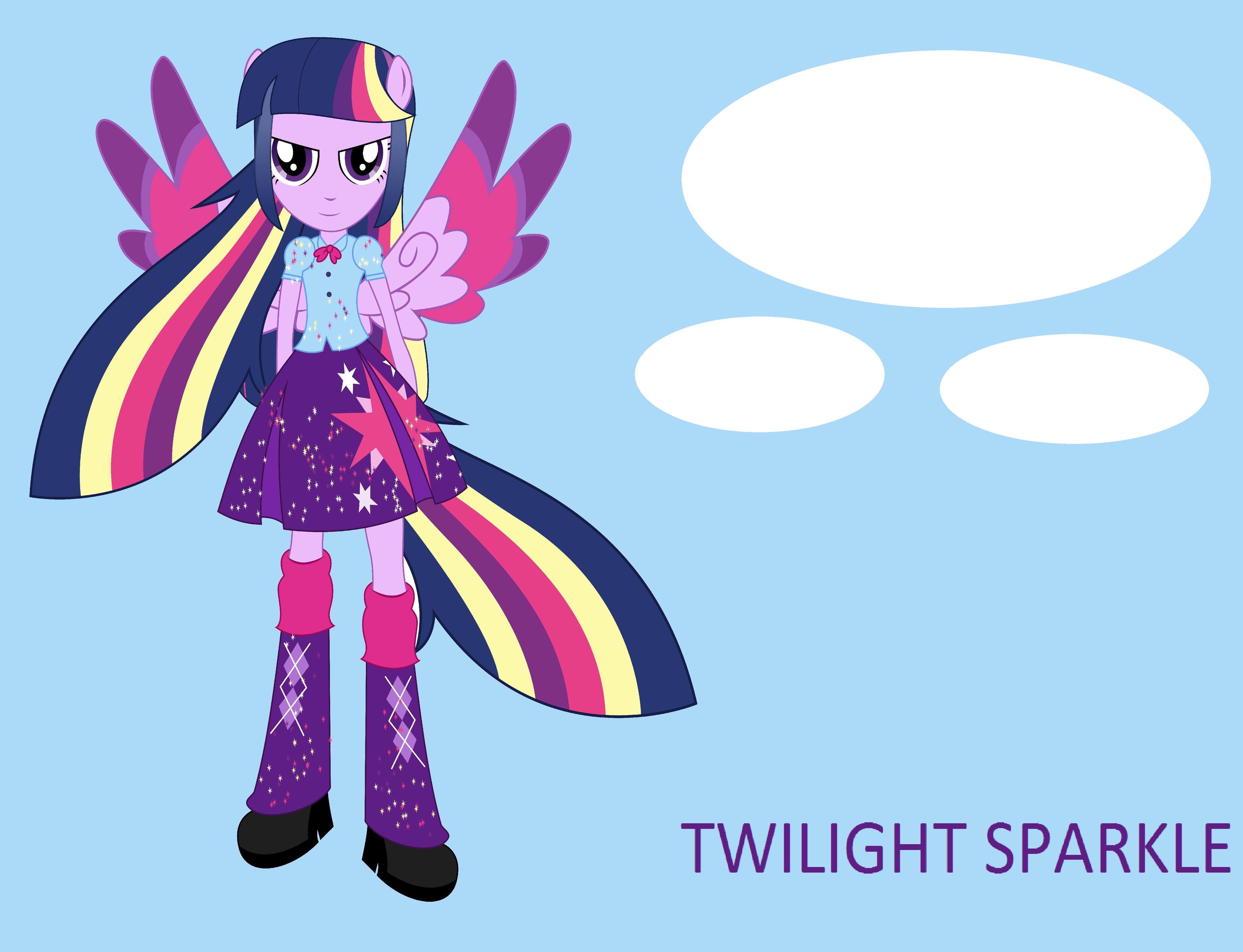Zalgo twilight sparkle