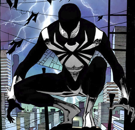 Symbiote iron spider man by blazingfury316 on deviantart - Spiderman and ironman wallpaper ...