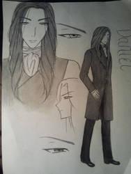 Dark Prince [Daniel] by NekoHitomixx
