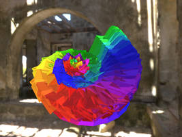 Rainbow Fine by graphrainbow