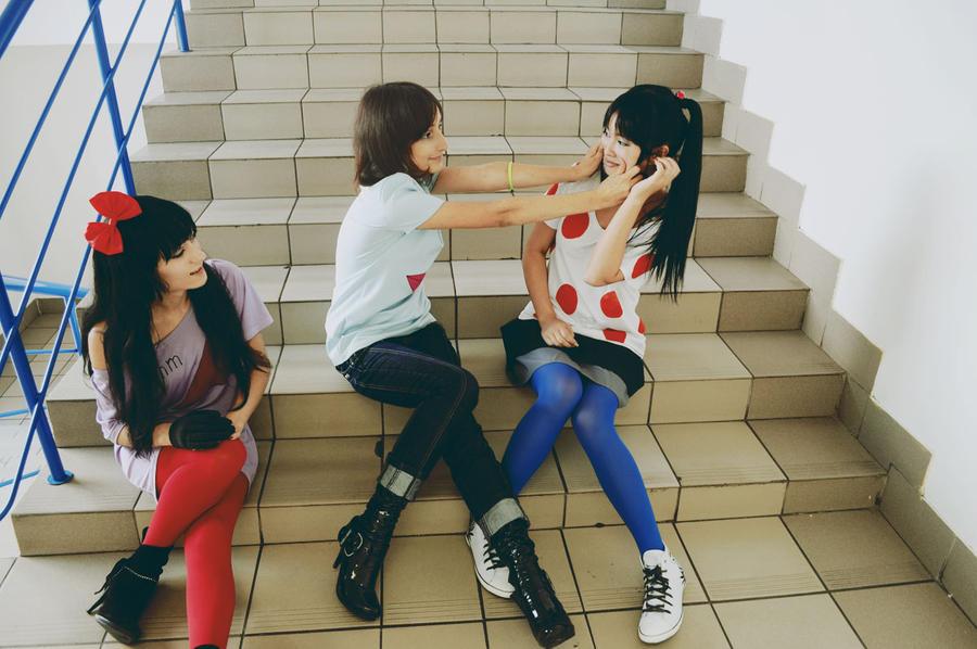 K-ON Listen by mia-saridzava  K On Listen Mio