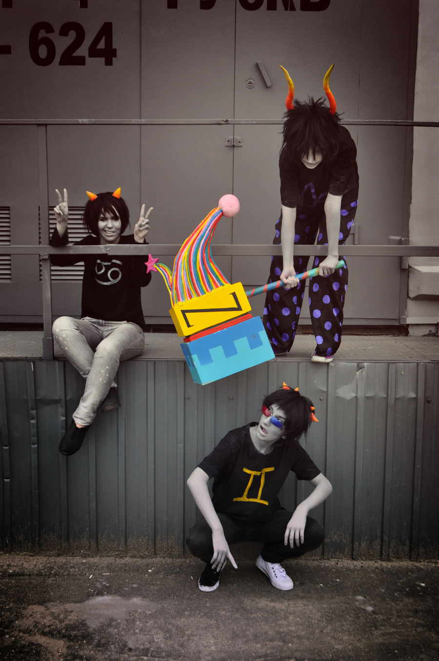 homestuck cosplay by mia-saridzavaHomestuck Cosplay