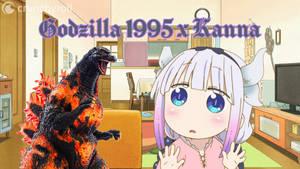 The Godzilla Gang Ships  Kannagoji