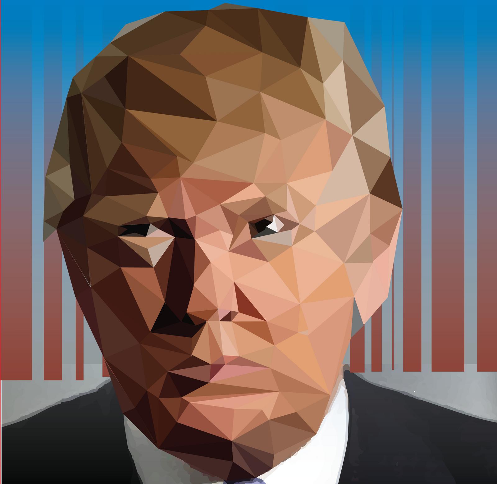 Trump by Akchi