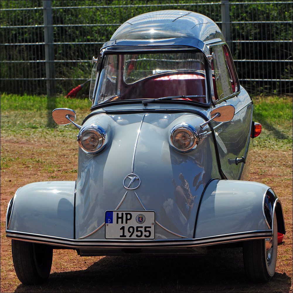 Messerschmitt Kabinenrolller by vw1956