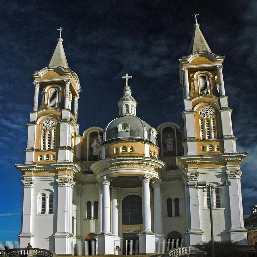 Catedral Sao Sebastiao by vw1956