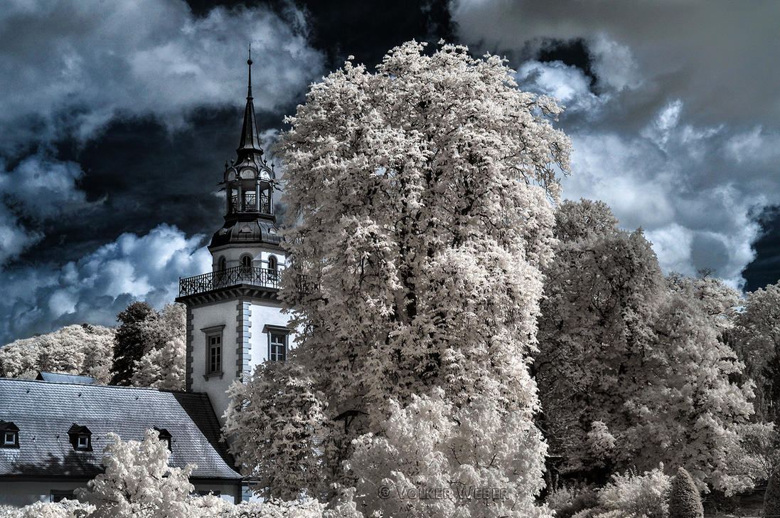 Old townhall by vw1956