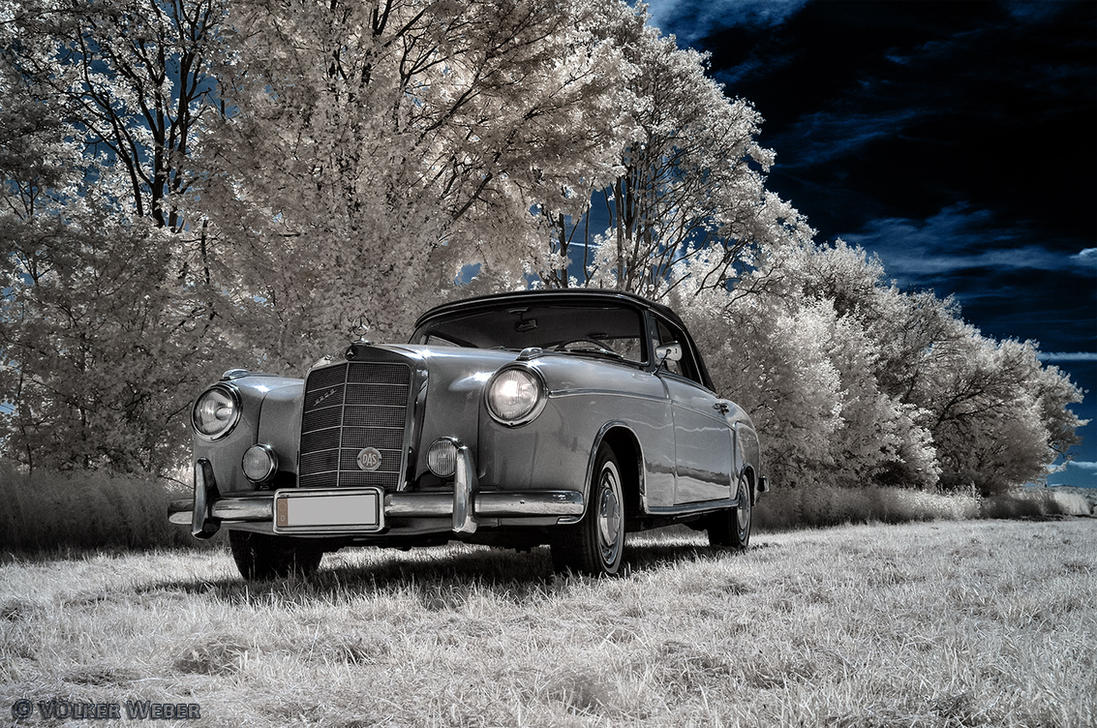DB220S Cabriolet by vw1956