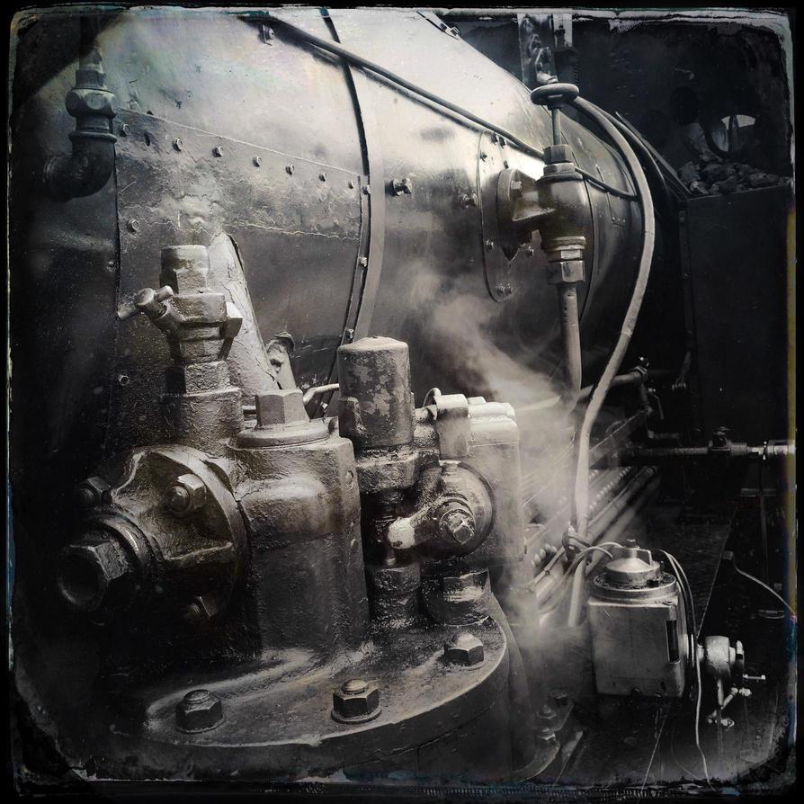 Locomotive III by vw1956