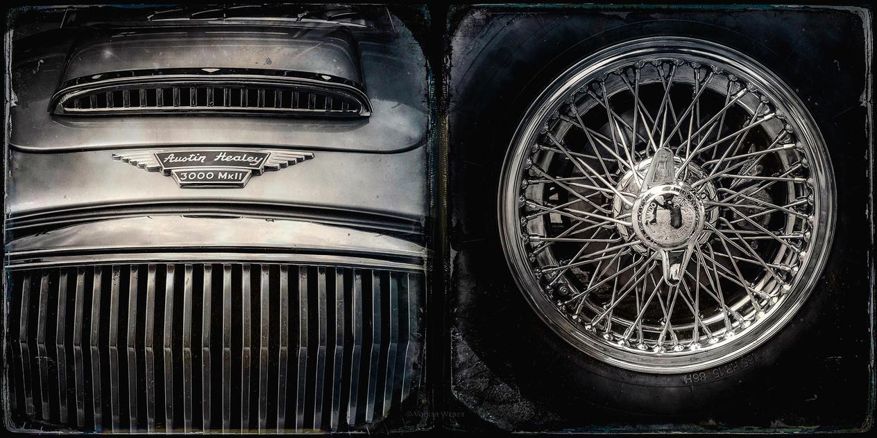 Austin Healey by vw1956