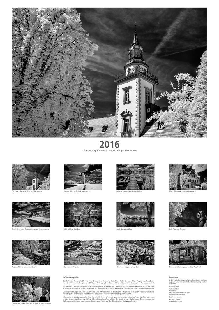 IR Calendar BW 2016 by vw1956