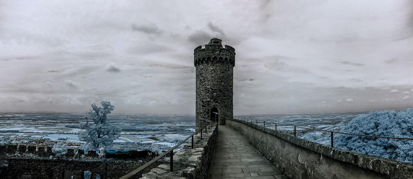 Castle panorama by vw1956