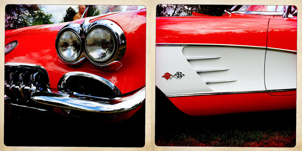 LittleRedCorvette by vw1956