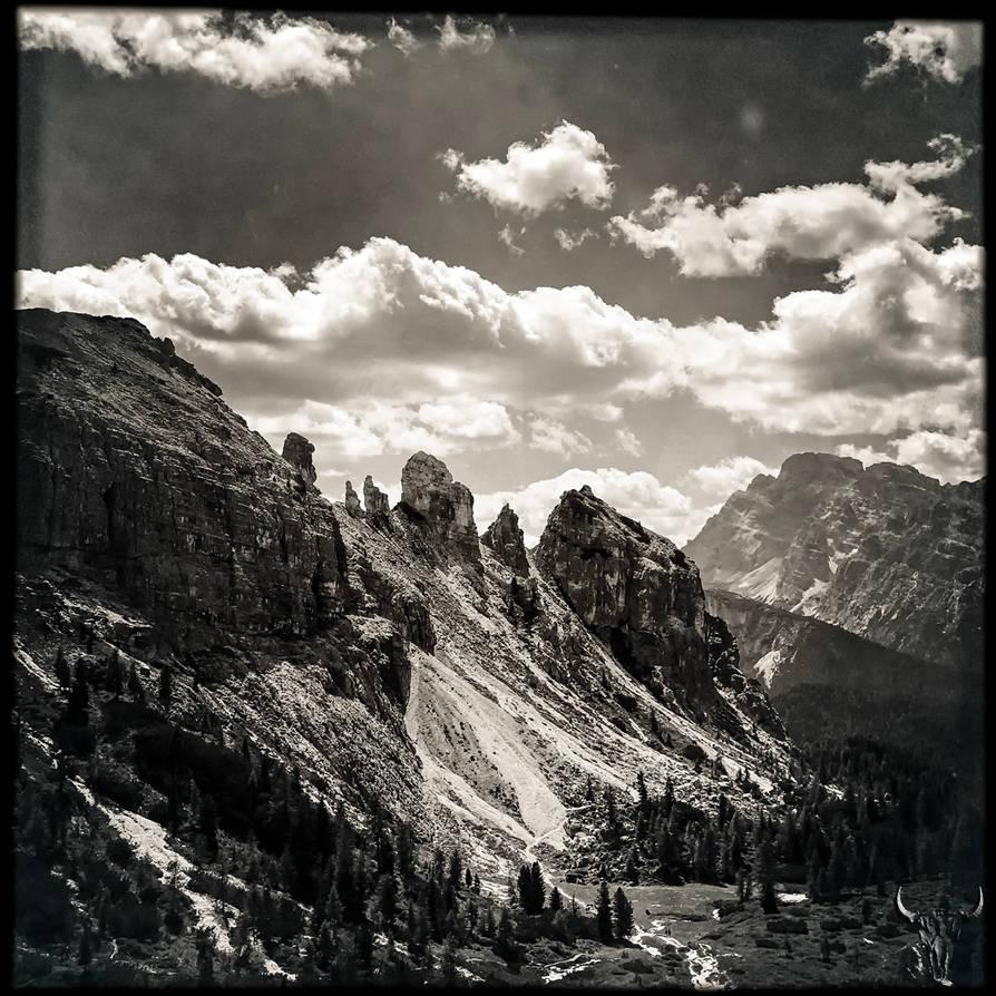 Dolomites. by vw1956