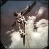 Jesus at Seceda II by vw1956