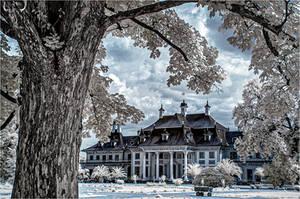 Pillnitz Castle by vw1956