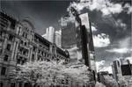 Frankfurt contrasts by vw1956