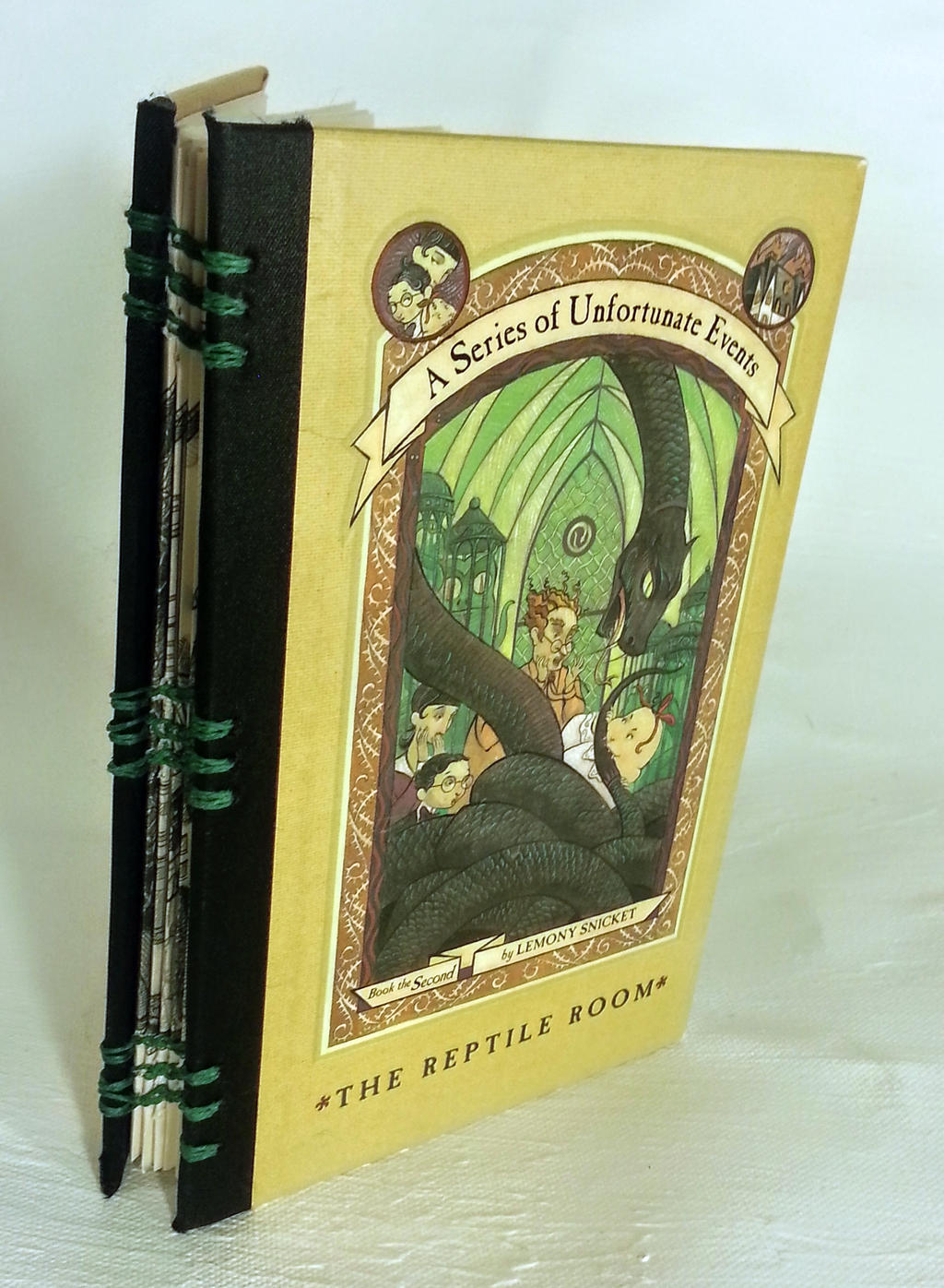 series of unfortunate events reptile Find great deals for a series of unfortunate events: the reptile room 2 by lemony snicket (1999, hardcover) shop with confidence on ebay.