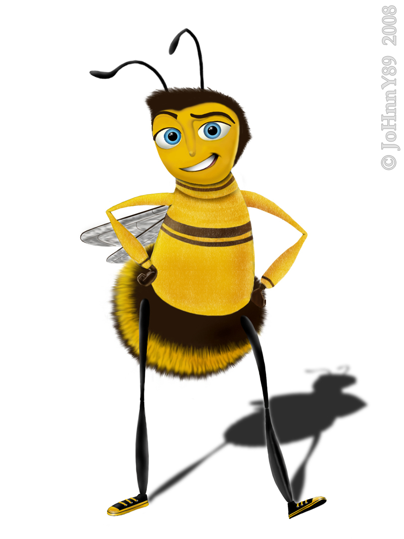Bee Movie art by JoHnnY8901
