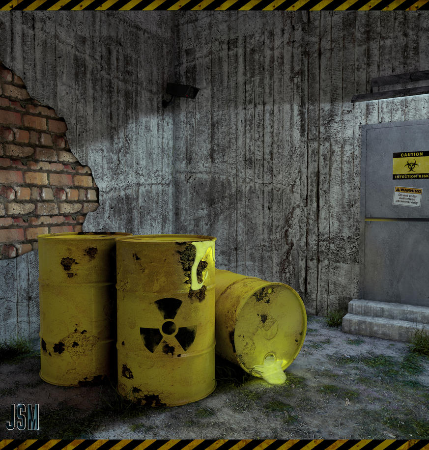Radioactive by JoHnnY8901