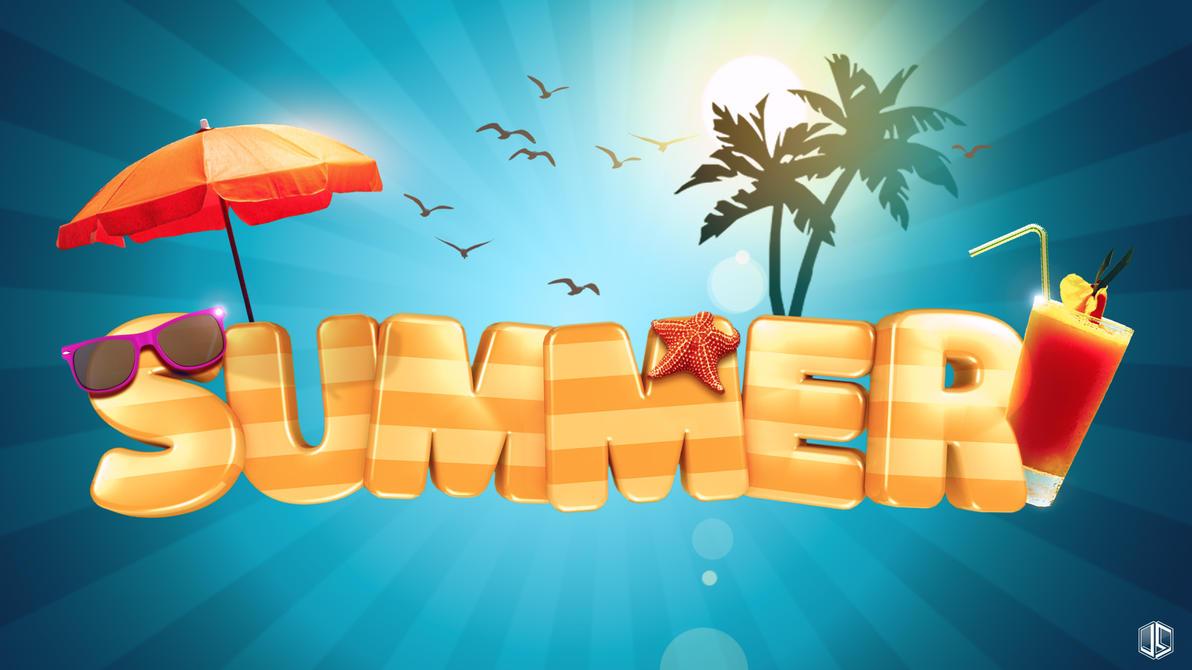 SUMMER speedart by JoHnnY8901