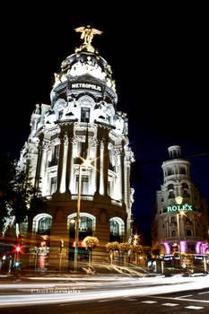 Metropolis Madrilena by FelixElcaranCrowills