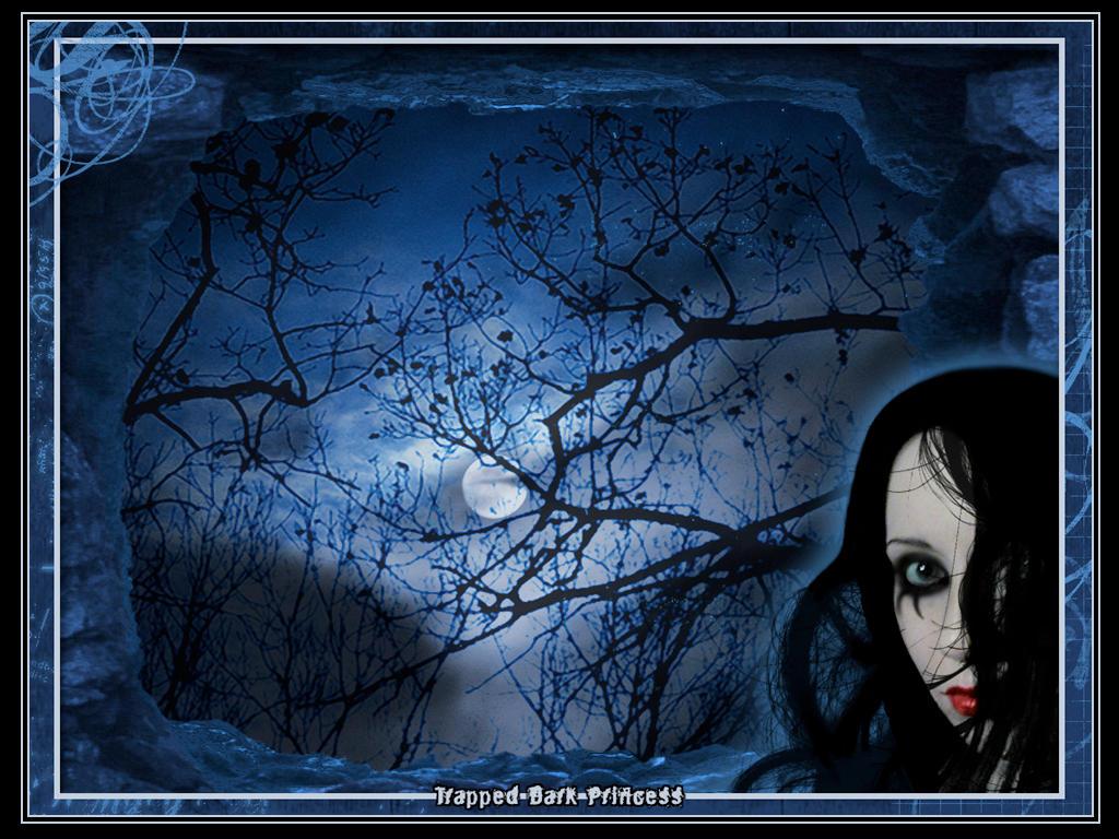Trapped_Dark_Princess by kXn