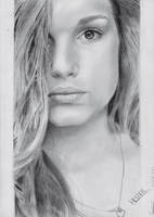 H Portrait by Antonios-Arts