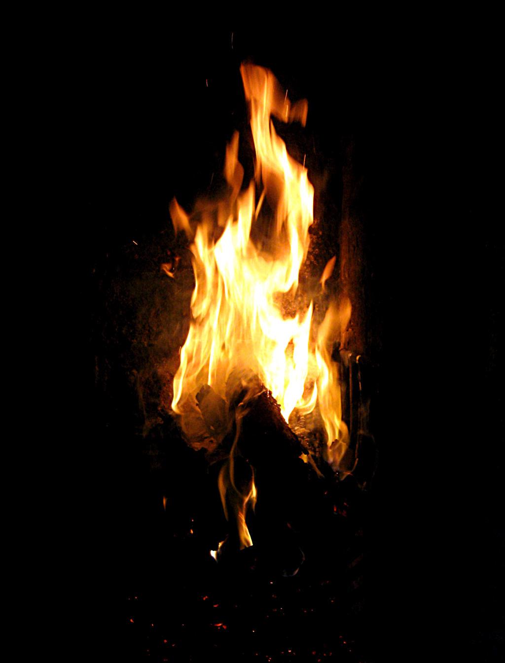 Анимация пламя в фотошопе