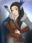 Lady Vex'ahlia of the Grey hunt