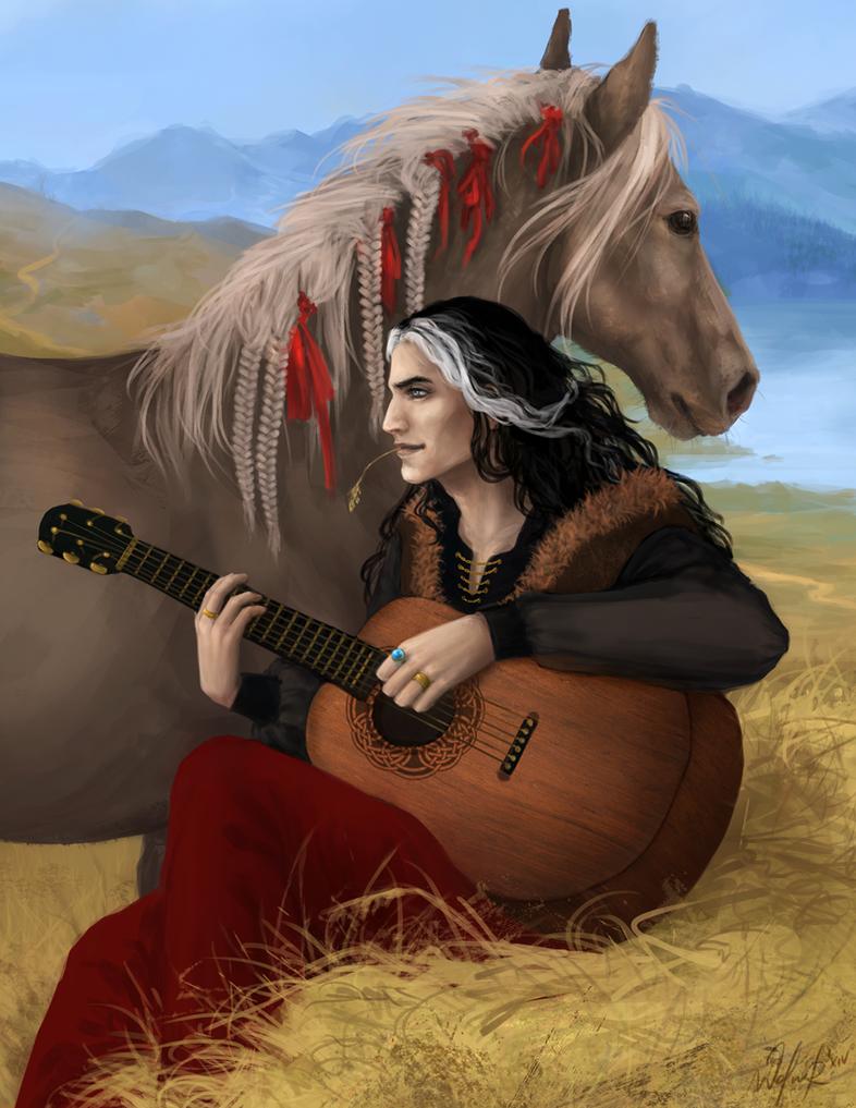 Gypsy songs by Wolnir