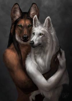 Shaena and Trav