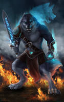 Kane by Wolnir