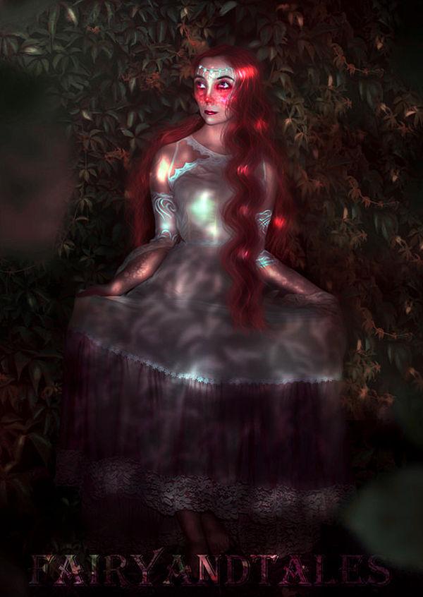 Secret garden by FairyAndTales