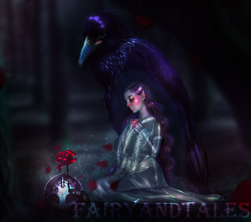 Princess and her Sadness by FairyAndTales