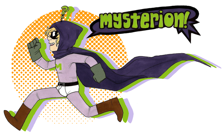 MYSTERION by chief-ren