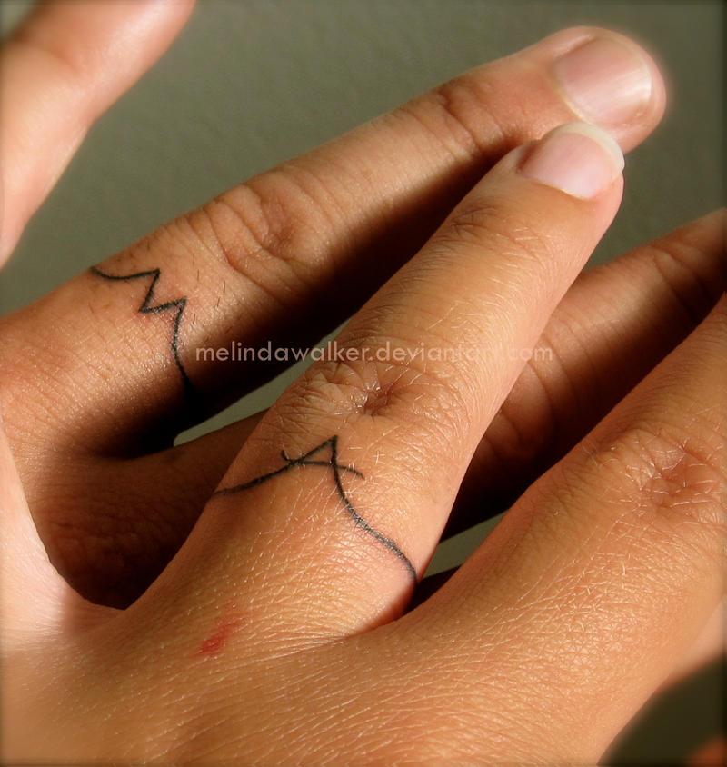 Wedding Ring Tattoo By Heartmelinda On Deviantart