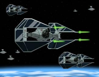 The Tie Interceptor by RidleyXX45