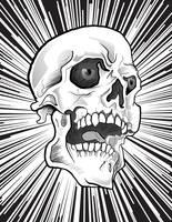 Skull by ZeroCult88