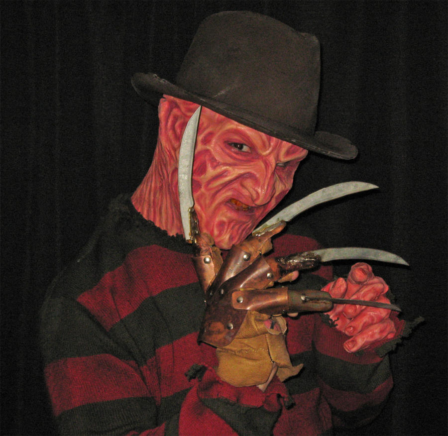 Freddy Krueger Costume Redux by tauakhera