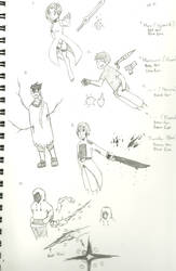 Characters 2