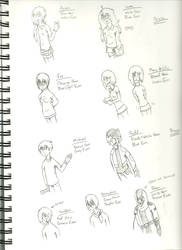 Characters 3