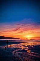 Our Coastal Spring Evening by Muddy-Fox