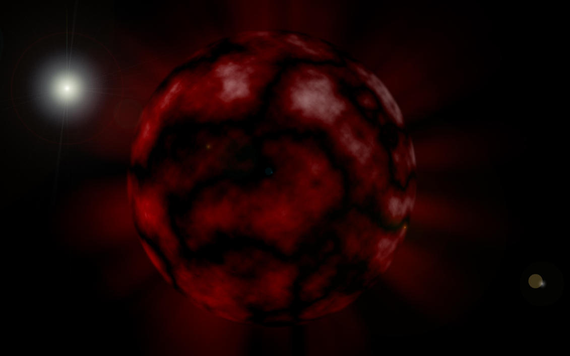 Red Sun 1680x1050 by 03psjohnsona