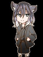 Rin pixel by Aoi-chan01